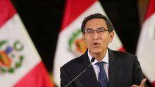 Peruvian lawmakers debate Vizcarra impeachment over leaked tapes