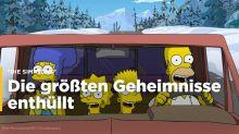 """Die größten Geheimnisse der """"Simpsons"""" enthüllt"""