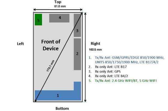 LG G Flex appears on the FCC with AT&T-friendly LTE