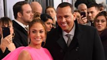 Alex Rodriguez declares love for J.Lo on anniversary: 'We are meant to be'