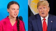 """""""Thunberg persona dell'anno? Ridicolo, vada al cinema e si calmi"""". La risposta di Greta a Trump è esemplare"""