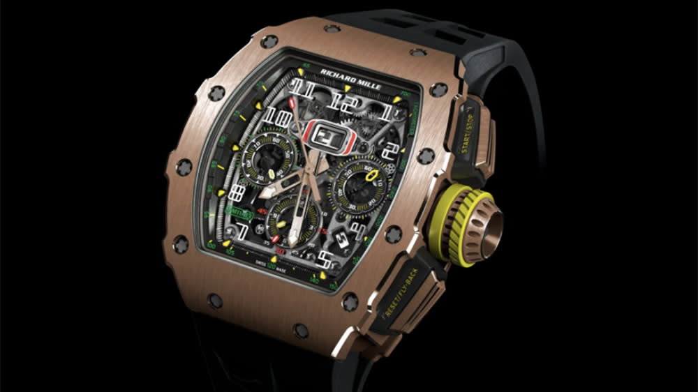 Thieves Steal a $500,000 Richard Mille Watch From an LA Jeweler in Broad Daylight