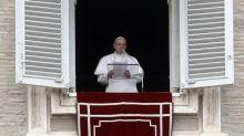 El papa ora por las víctimas de masacre en Nueva Zelanda