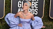 Lady Gaga Wraps Golden Globes Night... With Fruity Pebbles In Bed