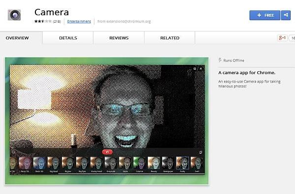 Chrome OS scores a redesigned camera app that'll soon record video and upload to YouTube