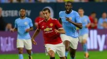Soccer: United's Mkhitaryan vows to get better after tough first season