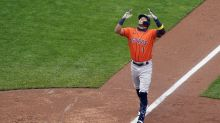 Carlos Correa takes aim at Astros haters after playoff win: 'What are they going to say now?'