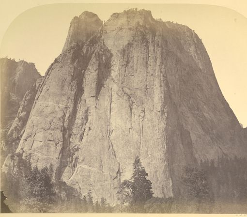 These 1861 Photographs Helped Save America's Wilderness
