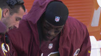 Is RG3's 'transition' causing problems for Washington?