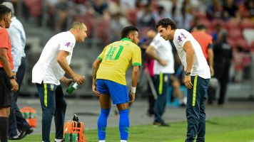 Neymar : une blessure en question
