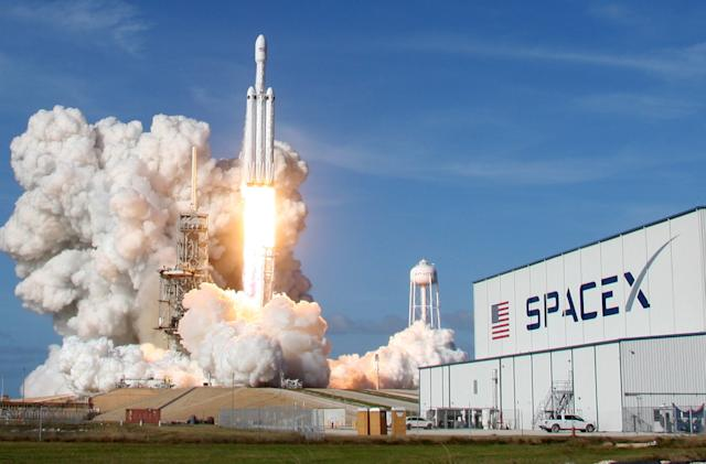 Hitting the Books: Elon Musk and the quest to build a better rocket engine