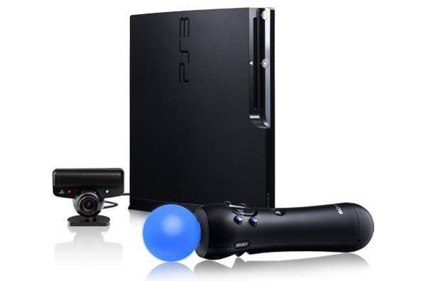 Sony ships 50 million PlayStation 3s, eight million Move controllers worldwide