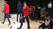 A shakeup is taking place at the brand that convinced men to wear skinny jeans