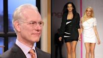 Tim Gunn Blasts Lindsay Lohan As Ungaro Creative Director
