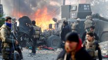 Iraqi forces push into IS-held pocket in Mosul: military