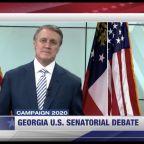 Jon Ossoff Calls Sen. David Perdue A 'Crook' To His Face In Heated Debate