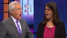 Alex Trebek shades 'Jeopardy!' champion for disrespecting Big Bird