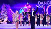 'Dancing On Ice' skater Hamish Gaman 'not OK' after parting ways with Caprice