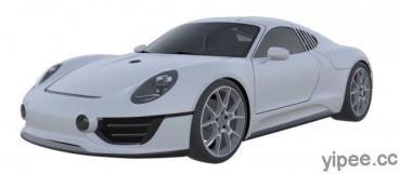 Porsche 保時捷取得新專利,暗示將開發「鷗翼」跑車