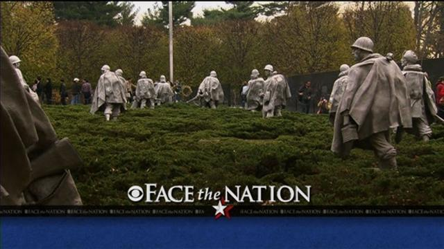 Open: This is Face the Nation, Nov. 11