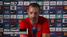 "PSG - Echouafni : ""Ravi d'avoir Leonardo avec nous"""