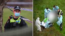 'Frenzied attack': Woman unidentifiable after tragic Melbourne park stabbing