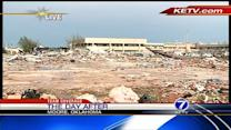 KETV visits the deadly destruction in Oklahoma