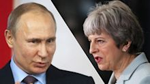 'Don't threaten us': Russia's extraordinary nuclear warning to May