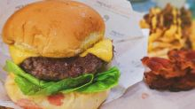 Omakase Burger's already great burgers get even greater with cult classic buns from Martin's Potato Rolls