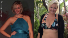 Why This Plus-Size Woman Wants You to See Her 'Reverse Transformation' Photo