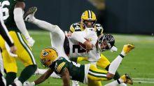 Packers look more dominant as they enter bye week unbeaten