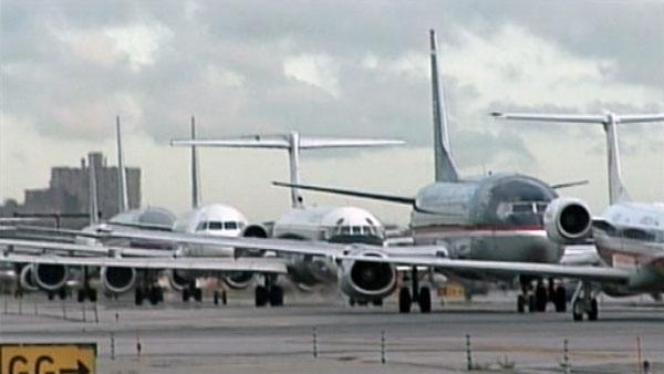 Bill to end airport delays headed for House vote