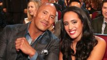 Dwayne 'The Rock' Johnson's Daughter Simone Garcia Johnson Named 2018 Golden Globe Ambassador