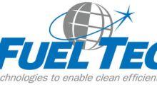 Fuel Tech Regains Compliance with NASDAQ Minimum Bid Price Requirement