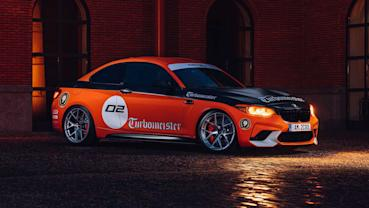 BMW M2 Turbomeister Edition 作為非官方的 M2 CSL 誕生啦!