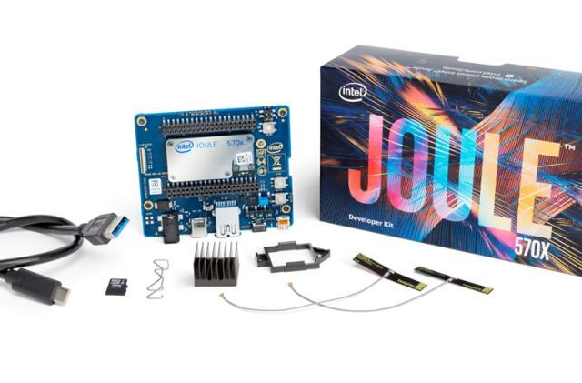 Intel's Joule is its most powerful dev kit yet