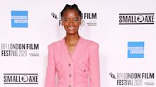 Letitia Wright responds to criticism after sharing anti-vaccination video