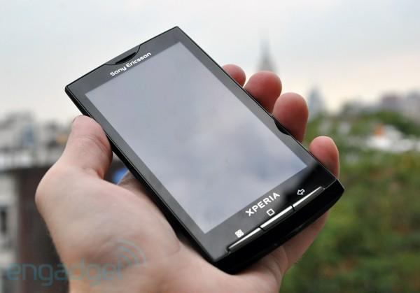 Sony Ericsson Xperia X10 for AT&T review