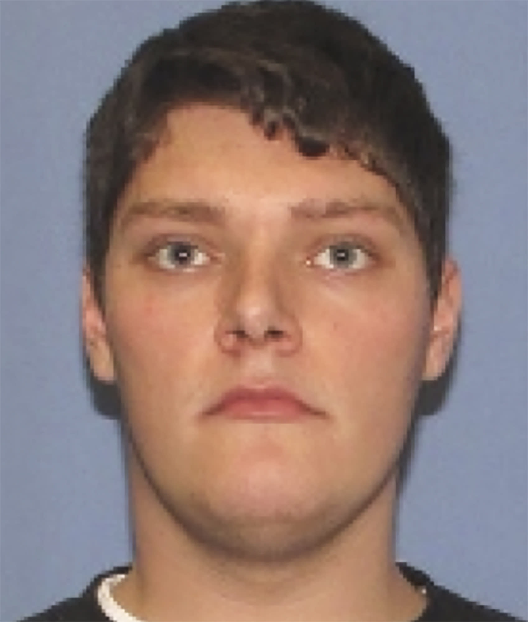 Dayton Police Department shows Connor Betts. The 24-year-old masked gunman in body armor opened fire early Sunday Aug. 4 2019 in a popular entertainment district in Dayton Ohio killing several people including his