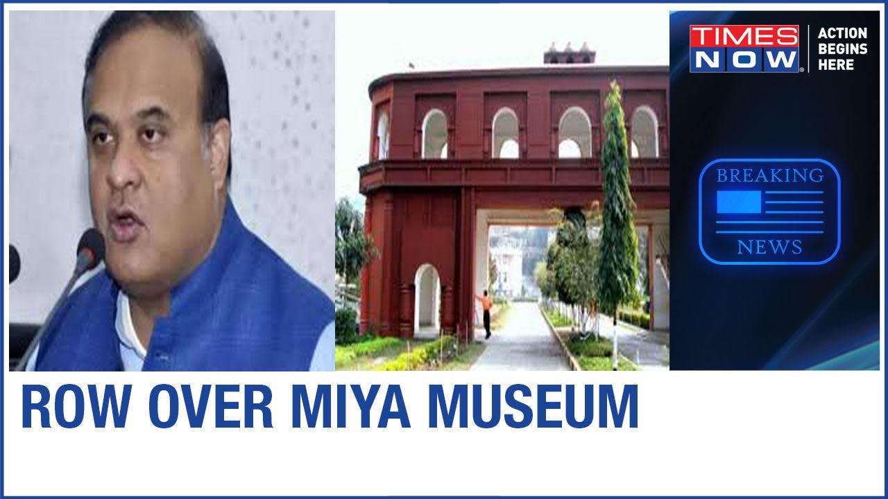 Row over Assam's Miya Museum; BJP Vs Congress [Video]
