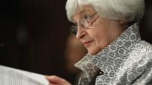 Wall St. flat; all eyes on Fed policy decision