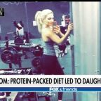 Dr. Oz explains the potential dangers of too much protein after mom says diet attributed to daughter's death
