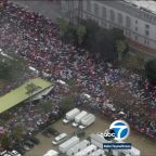 LAUSD teachers push for school reinvestment at start of 1st strike in 30 years
