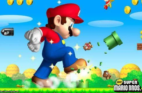 New Super Mario Bros is first six million seller on DS