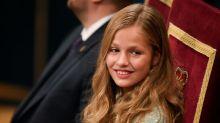 La princesa Leonor en cuarentena tras positivo por COVID-19 de un compañero de clase