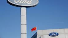 Ford unveils new China SUV, eyes sales boost next year