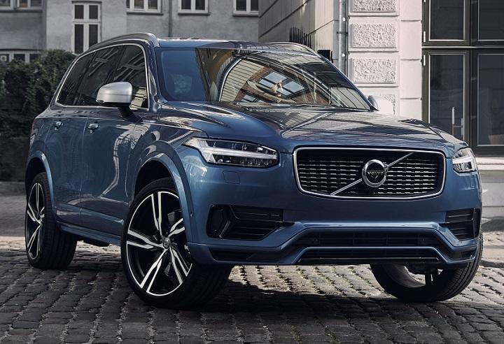 5 fast facts 2017 volvo xc90. Black Bedroom Furniture Sets. Home Design Ideas