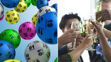 Mystery lottery winner pockets eye-watering $233 million