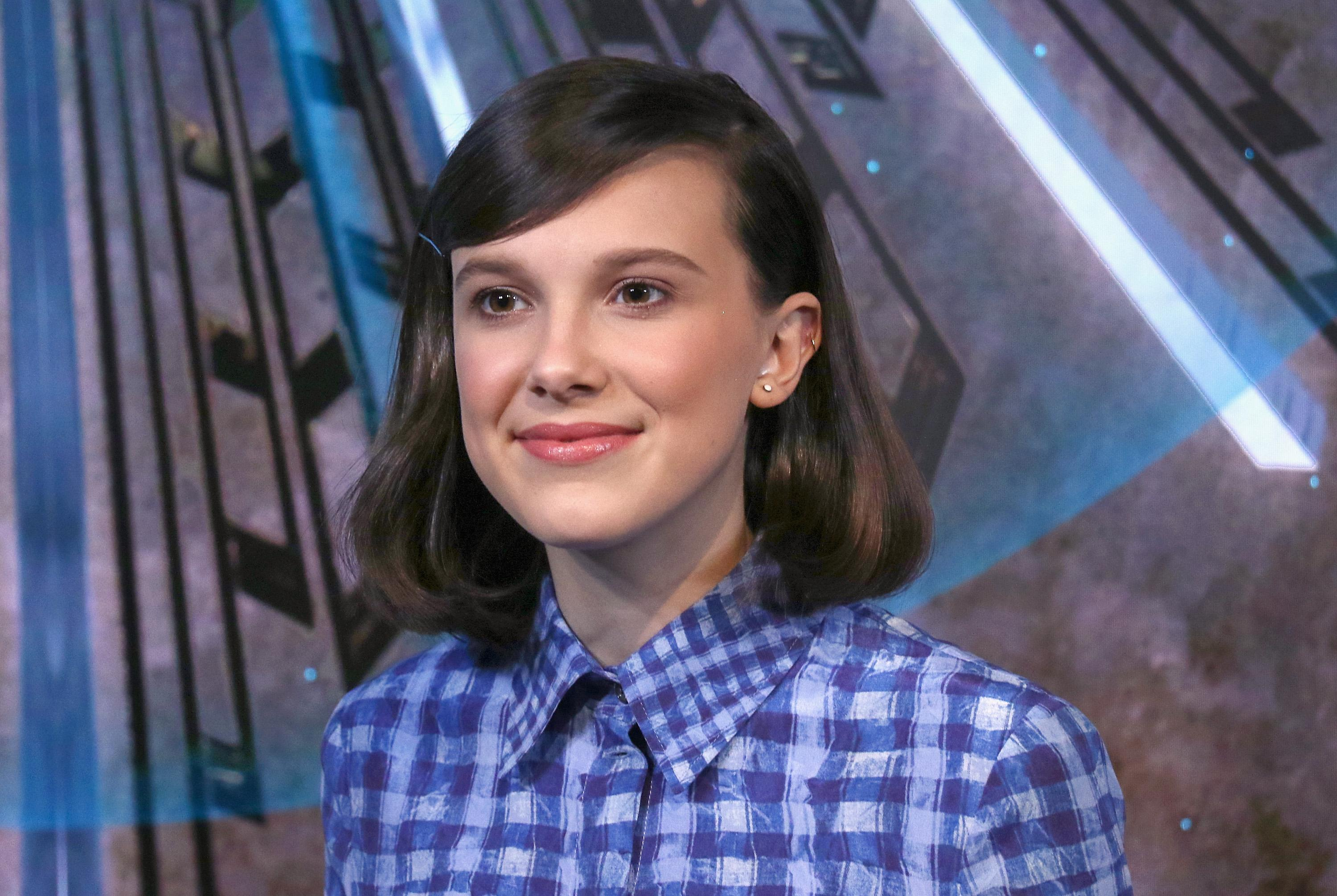 Millie Bobby Brown hits back at trolls who shamed her for dressing inappropriately