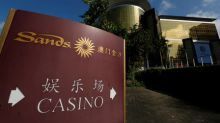 Macau police investigate suspected murder at Sands casino resort: media
